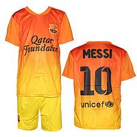 Футбольная форма ФК Барселона M3 для детей 6-10 лет оптом. Доставка из Одессы.