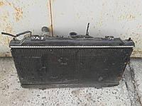 Радиатор с диффузором в сборе ST-HD53-201  HONDA, ACURA INTEGRA 89-93