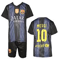Футбольная форма ФК Барселона M7 для детей 6-10 лет оптом. Доставка из Одессы.