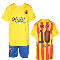 Футбольная форма ФК Барселона M9 для детей 6-10 лет оптом. Доставка из Одессы.