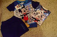 Летний комплект для мальчиков Дисней  Disney Mikey 3-7 лет