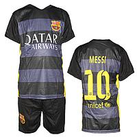 Футбольная форма ФК Барселона M12 для детей 6-10 лет оптом. Доставка из Одессы.