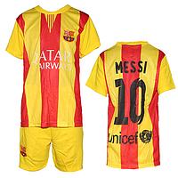 Футбольная форма ФК Барселона M13 для детей 6-10 лет оптом. Доставка из Одессы.