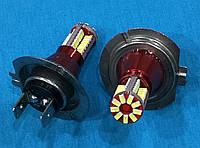 Светодиодная лампа Н1, Н3, Н4,Н7,Н11,НВ3, НВ4, 880, 881