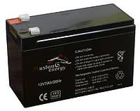 Аккумуляторная батарея Mustang Energy 12V 7 Ah