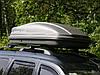 Багажный бокс Десна-Авто 480л серый, одностороннее открывание