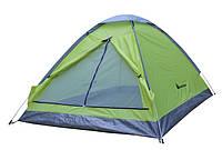 Палатка Meteor Rock 2-х местная (зеленый)