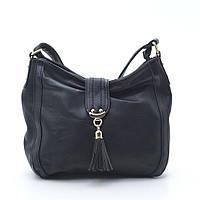 Женская сумочка через плечо L.Pigeon T1586A black
