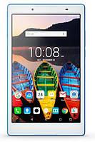 Планшетний ПК Lenovo Tab 3-850M White 8'' (1280x800) IPS MTK 8735 1,0 GHz/ 2 GB/16 GB + micro SD/Wi-Fi/BT/3G/LTE/GPS/ 5MP + 2MP/Android 6.0/329g