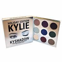 Тени Kylie Cosmetics Kyshadow Holiday Edition 9 цветов