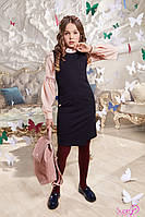 Стильный школьный сарафан для девочки Патрисия ТМ Suzie. Размеры 152, 158