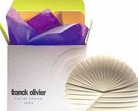 Парфюмированная вода Franck Olivier