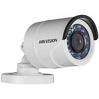 Цилиндрическая камера (6 мм) Hikvision DS-2CE16C2T-IR