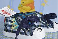 Детская обувь для мальчика. Кеды лемиго