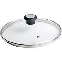 Крышка стеклянная для посуды 28 см