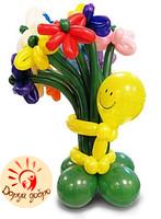 №8 Цветы из шаров Днепр