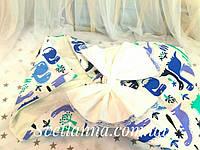 Конверт-одеяло для новорожденных на выписку, фото 1