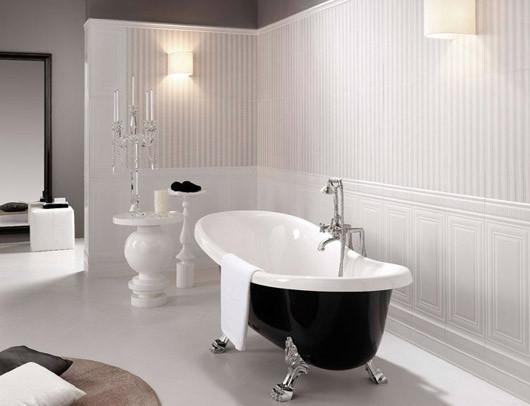 Хорошая ванна должна быть удобной