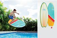 Надувной матрац для серфинга Intex