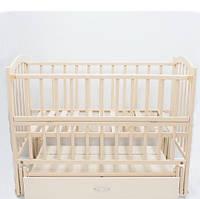 Дитяче ліжко Lux - Слонова Кість