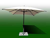 """Зонт """"Прага Люкс"""" 3х4м,для летних площадок ресторанов"""