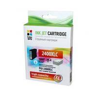 Картридж ColorWay Canon PGI-2400XL Cyan MB5040/MB5340/IB4040 (CW-PGI-2400XLС)