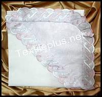 Крыжма уголок ситец Textile plus (kod 4334)