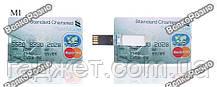 Флешка Кредитка на 8 гб., фото 3