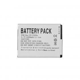Аккумуляторная батарея PowerPlant HTCT528W, PM60120, One SV, C520e, C525E, C525C (DV00DV6202)