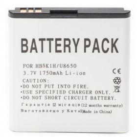 Аккумуляторная батарея PowerPlant Huawei HB5F1H (Honor U8860, Glory M886) (DV00DV6200)