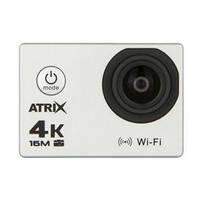 Экшн-камера Atrix ProAction A30 4K Ultra HD Silver