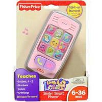 Fisher-Price Развивающая игрушка Умный смартфон