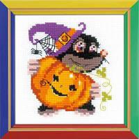 """Набор для вышивания Риолис  """" Happy Halloween"""""""