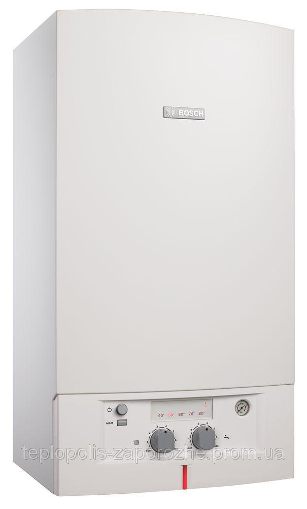 Газовый котел Bosch Gaz 4000W ZWA 24-2 K (дымоходный)