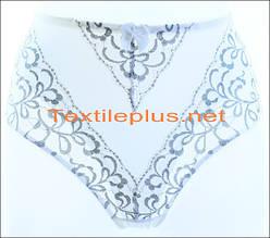 Женские трусики Lanny mode молочно серый 51958