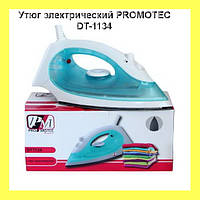 Утюг электрический PROMOTEC DT-1134!Опт