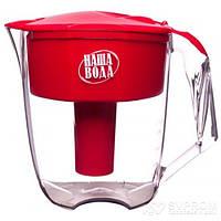 Водоочиститель Кувшин Maxima, красный, фото 1