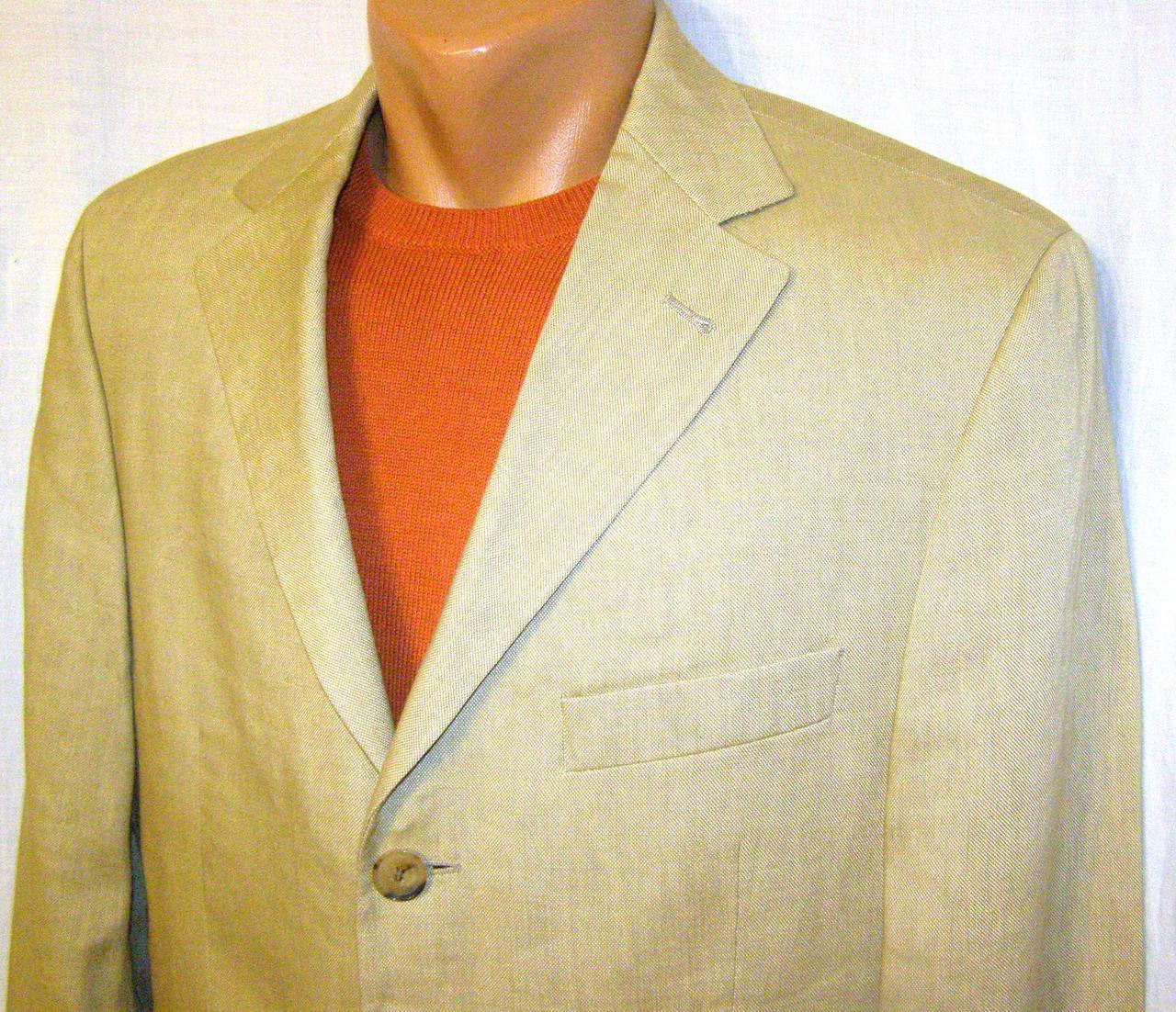 Пиджак льняной HUGO BOSS - Venus (50-52)
