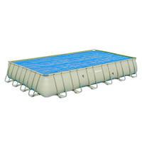 Теплосберегающее покрытие Bestway 58163 для бассейнов 6.71х3.96 м (665х395 см)