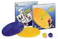 Диск детский Activa Disc Junior LEDRAGOMMA , диам. 30 см,желтый