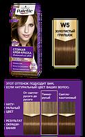 Palette Стойка крем-краска для волос W5 Золотистый грильяж