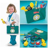 """Игрушка """"Юный доктор"""" Fisher Price, Медицинский набор"""