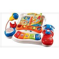 Музыкальная игрушка пианино с микрофоном Vtech