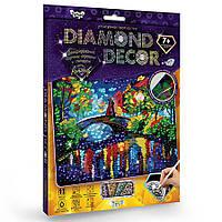 Алмазная мозаика 'DIAMOND DECOR' Рандеву (DD-01-07)