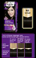 Palette Стойка крем-краска для волос N1 Черный