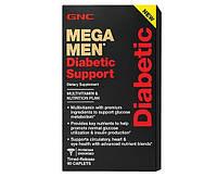 GNC Mega Men Diabetic (90 таб.)