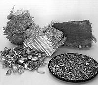 Титан металлический шлаки стружка от 20т