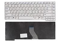 Клавиатура для ноутбука Acer 4210 4230 4310 4430 4510 4710 4910 5220 5300 5520 5700 6935 (раскладка RU, белый)