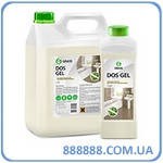 """Дезинфицирующий чистящий гель """"DOS GEL"""" 5 кг 219201 Grass"""