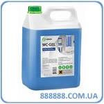 """Средство для чистки сантехники """"WC- GEL"""" 5 кг 219101 Grass"""